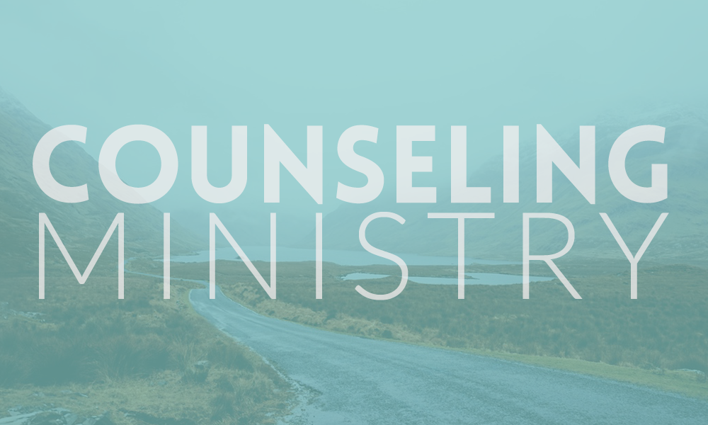 Counseling Ministry
