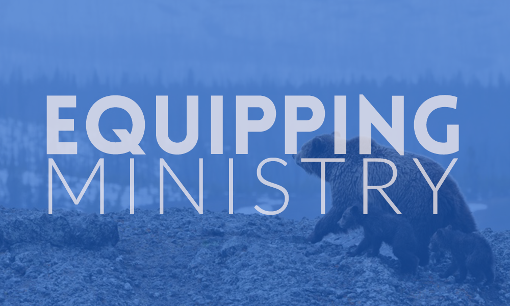 Equipping Ministry
